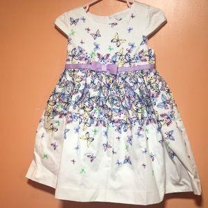Toddler Butterfly 2T Dress